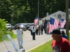 May, 2010, VFW Memorial Day Ceremony