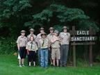 June, 2013, Camp Stigwandish